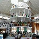 Empfangshalle Bar