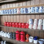 Selection of mugs