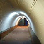 Тоннель к морю
