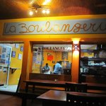 La Boulangerie - an Italian restaurant in Grand Anse