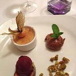 Dessertvariation - Gourmet Restaurant
