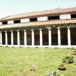 Villa di Poppea esterno