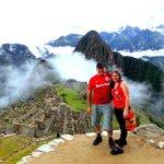Na cidade sagrada dos Incas