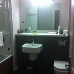 Lovely bathroom in room 26