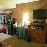 Motel room 32