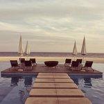 Lounge on the pool
