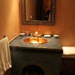 Das Bad unserer Suite
