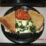 Healthy Choice Omelette
