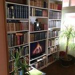 Ett eget litet bibliotek!