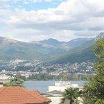 Vista lago di Lugano dalla terrazza (ca. 80 posti)