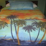 our bedspread