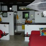 La Duna room