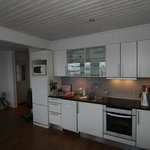 Fully furnished and well equiped Kitchen in our private cabin