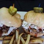 Carolina BBQ Pulled Pork Sliders