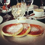 Pancake is a must for brunch ;)