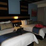 Junior Suite Ocean View with Double Beds