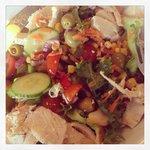 Yummy healthy salad!