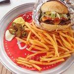 Lets burger