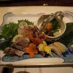 Beautifully prepared dish