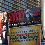 Rocky on Broadway