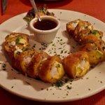Creole Sushi Roll, Gosotoso Restaurante, Aruba