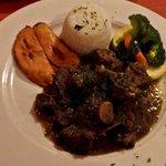 Cabrito Stoba (Goat Stew), Gosotoso Restaurante, Aruba