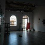 Interior de sala de clases mestre Boca Rica