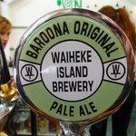 beer at wild on waiheke