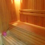 Sauna (ücretsiz)