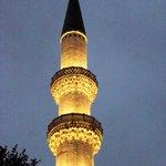 Suleymaniye Mosque minaret