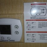 Wall Thermostat WITH instructions