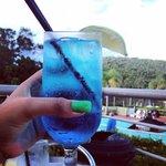 Happy Hour - BLUE LAGOON