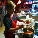 Lots of Paprika is the secret to Hungarian cooking!