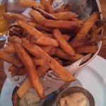 Frites- Belgium-style french fries