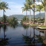 Andara's gorgeous main pool