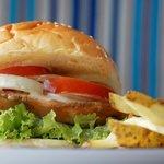 Café Voyager Flame Grilled Chicken