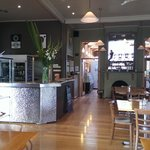 Post Office Cafe Dover Tasmania