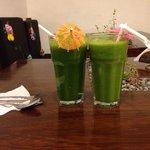 Green Juice 1 y 4