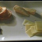 Cheese Plate 4 Kind