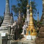 Old n New Stupas