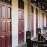 Guest rooms exterior