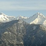 The Mahadev range from our Window