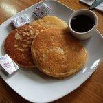 Sand dollar Pancakes