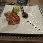 Le foi gras mi cuit