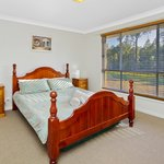 Blue Wren Cottage bedroom