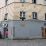 И это тоже дом Моцарта