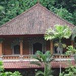 Private bungalow