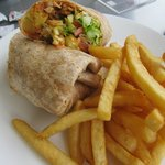 Fast food at Hastings