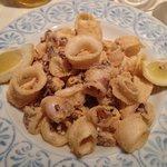 Frittura di calamari... senza parole!