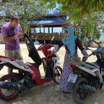 location de scooter pour visiter l ile